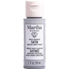 Find the Martha Stewart Family Friendly Multi-Surface Satin Acrylic Craft Paint, 2 oz. at Michaels. Designed for use on a variety of surfaces, Martha Stewart's family friendly paint is a nontoxic, indoor/outdoor paint with a satin finish. Outdoor Paint, Indoor Outdoor, Acrylic Craft Paint, Stencil Fabric, Stencils, Wedding Crafts, Diy Wedding, Wedding Ideas, All Craft
