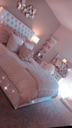 Room Design Bedroom, Room Ideas Bedroom, Bedroom Colors, Home Decor Bedroom, Master Bedroom, Diy Bedroom, Bed Room, Ideas For Bedrooms, Room Ideas For Teens