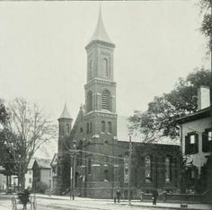 First Baptist Church  1900 Corner of State & Washington Sts.
