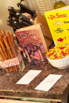 Johnson and Johnson: A Children's Book Birthday Party