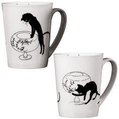 Le Chat Noir Mugs - The Met Store
