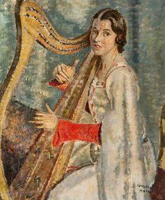 Cathleen Mann (British,1896–1959