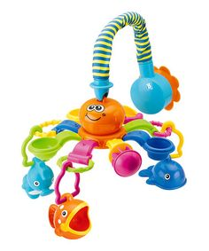 Take a look at this Tub Time Mobile by B Kids on #zulily today!