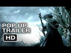 The Hobbit Official Trailer #1