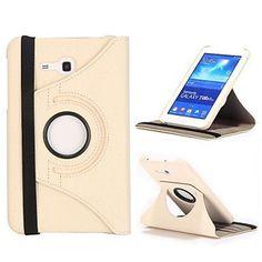 0d87ebc1cd9a2 Capa 360 Graus Giratória para Samsung Galaxy Tab 3 Lite. Camadas