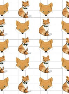 Theodor and Jimmy the foxes Wallpaper by Ariya S.