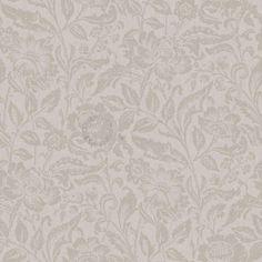 Eleganta blommor från kollektionen Manor House 347023. Klicka för att se fler inspirerande tapeter för ditt hem!