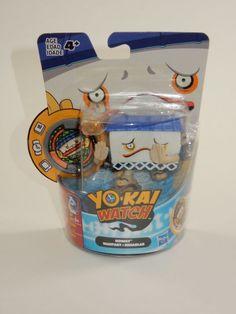 Hasbro Yokai Watch Medal Noway Figure & Medal NEW #Hasbro
