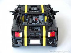 Pony Car: A LEGO® creation by Nathanael Kuipers : MOCpages.com