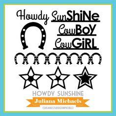 17turtles: Howdy Sunshine | Free Cut Files