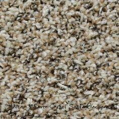 Dream Weaver Santa Barbara II, Black Sand solution dyed BCF polyester carpet.