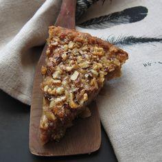 Arctic Garden Studio: Maple Oat Breakfast Pie