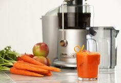 Un vaso de jugo de zanahoria antes de su desayuno puede tratar enfermedades