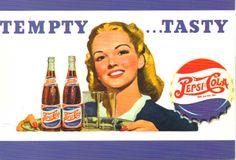 Pepsi'nin eski reklamlarından