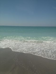 Manasota Key Beach...this is not retouched in any way.   It is just that gorgeous.