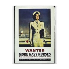 Navy Nurses. I wish I could detach myself to where I'd be capable of something like this... serve my country overseas, better the health of others, and see the world!!