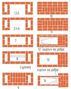 Мангал из кирпича своими руками: чертежи, фото, как сделать самый простой проект, кладка пошагово Home Decor, Decoration Home, Room Decor, Home Interior Design, Home Decoration, Interior Design
