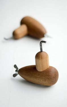 Details we like / Submarine / Toy / DIY / Ubcycling / at Source: designbinge