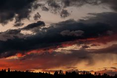 Canadian Cloud Series 9 by Randy Dorman on 500px