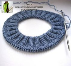 Diy Crafts - Imitation of the extension crochet description Knitting Paterns, Easy Knitting, Knitting Socks, Knitting Stitches, Knitting Needles, Knit Patterns, Knitted Hats, Crochet Projects, Knit Crochet