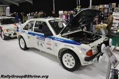 Ford Escort – Group B Prototype Classic Cars British, Ford Escort, Car Stuff, Rally, Over The Years, Group, Vehicles, Cape Clothing, Sports
