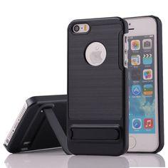 KRY Phone Cases Shockproof Hard Armor Hybrid Cover for iPhone 7 Case iPhone 7 Plus Case For iPhone 5s 6 6s Plus 5 SE Case