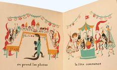 Bonshommes des Bois | Élisabeth Ivanovsky Carnival Rides, Elisabeth, Book Illustration, Whimsical, Literature, Creatures, Children, Artist, Woodwind Instrument