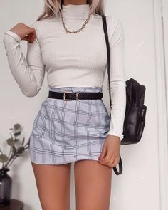 outfit ideas for school - outfit ideas . outfit ideas for women . outfit ideas for school . outfit ideas for winter . outfit ideas for women over 40 . Diy Outfits, Sporty Outfits, Teen Fashion Outfits, Cute Casual Outfits, Look Fashion, Casual Chic, Stylish Outfits, Fall Outfits, Womens Fashion