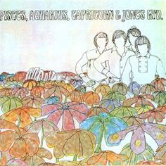 I kinda want to do a needlepoint of this Monkees album cover.
