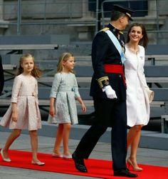 19 June 2014 Proclamation of King Felipe VI of Spain