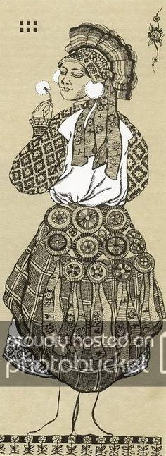 :: Просмотр темы - Русский народный костюм Shaman Woman, Film Dance, Human Sculpture, Costumes Around The World, Bridal Headdress, Russian Culture, Russian Folk, Folk Costume, Fairy Land