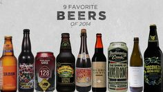 OUR 9 FAVORITE BEERS OF 2014