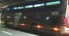 Criminosos fingem ser passageiros e saqueiam ocupantes de ônibus em SP