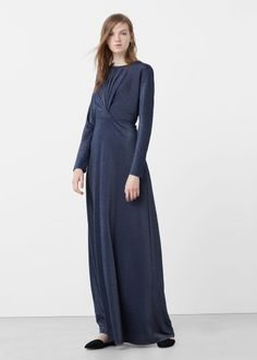 LA MODA ME ENAMORA : Vestidos largos de Mango con mucho estilo