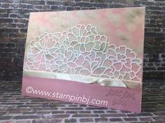 BJ's Stampin' Spot: So In Love!  (sneak peek)