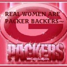 Green Bay Packers Lets play ball.