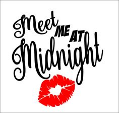 New years svg - 2017 svg, Meet me at Midnight, shirt svg files, Cutting file. .SVG, .PNG .DXF Silhouette studio-cutting file- commercial use by TheLazyIdesigns on Etsy