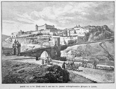 Sketch of the Alcázar above Toledo in 1887 The Alcázar of Toledo was beautifully constructed fortress in the town which was strategically placed on a small hill by a river. First used by the Romans…