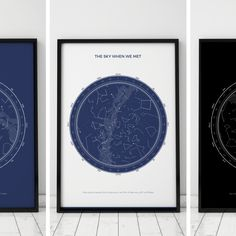 Win a beautiful, personal, framed star chart of the happiest moment of your life.