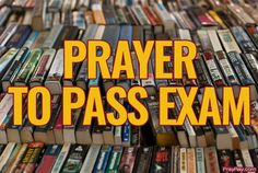 Prayer to pass exam is important in the season where many will be making preparation for graduation. We can give support for students in our prayer. Prayers To Pass Exams, How To Pass Exams, Prayer For Peace, Peace Of God, Exam Quotes, Prayer Quotes, Scripture Verses, Scriptures