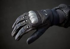 Oakley Factory Pilot Glove - They've saved my knuckles MANY times.