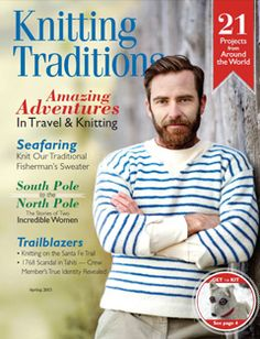 Knitting Traditions Spring 2015 - Knitting Traditions - Blogs - Knitting Daily