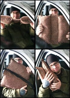 The Perfect Road Trip Pillow!