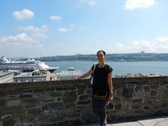Dufferin Terrace #viajarcorrendo #canadá #quebec #québec