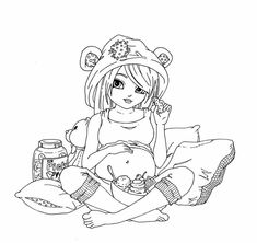 Fairy Coloring Pages, Disney Coloring Pages, Coloring Pages To Print, Adult Coloring Pages, Coloring Books, Pin Up Drawings, Outline Drawings, Colorful Drawings, Colorful Pictures