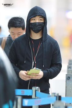 Daesung @ Incheon Airport to US (150401) [PHOTOS] #BIGBANG2015