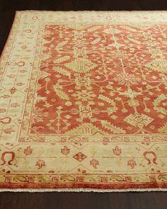 Safavieh Ruxton Oushak Rug   Horchow $1793