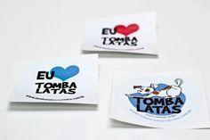 Adesivos TOMBA LATAS. R$ 2,00  Gostou?  produtos@tombalatascuritiba.com.br