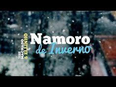 Thiago Machado e Ellinho - Namoro de Inverno (Lyric Video)