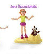 McDonalds Polly Pocket Lea Boardwalk Toy #4 (2008) by mcdonalds. $0.01. McDonalds Polly Pocket Lea Boardwalk Toy #4 (2008)